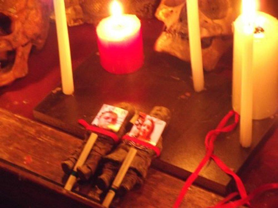 Hechizos de amor con vela roja